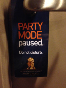 Party Mode Paused